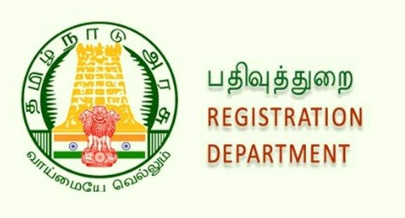 Stamp duty and Registration fee in Tamil Nadu registrar office